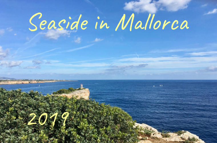 Seaside in Mallorca Calendar