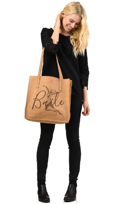 Baile Tote Bag by Star Via